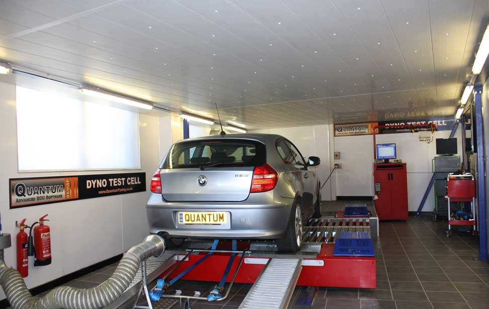 bmw e82 116d dyno remap