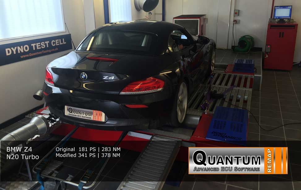bmw z4 2.0 dyno remap
