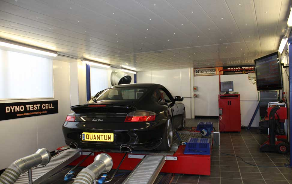 porsche 996 911 turbo dyno remap