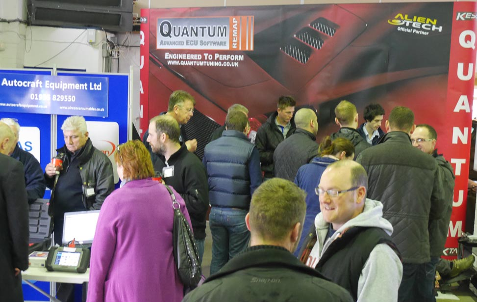 quantum tuning dealers open day