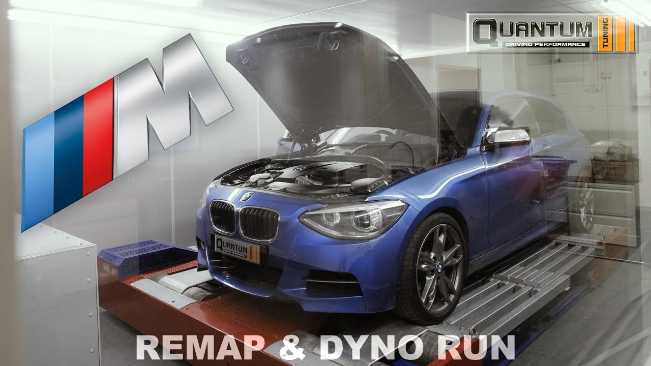 BMW M135i Remap (Dyno Run)