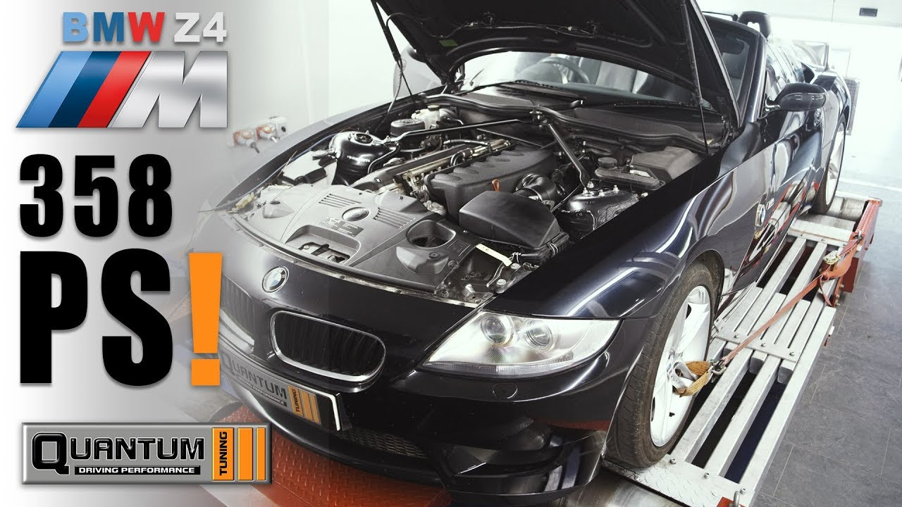 BMW Z4 M - Dyno Run & ECU Remapping