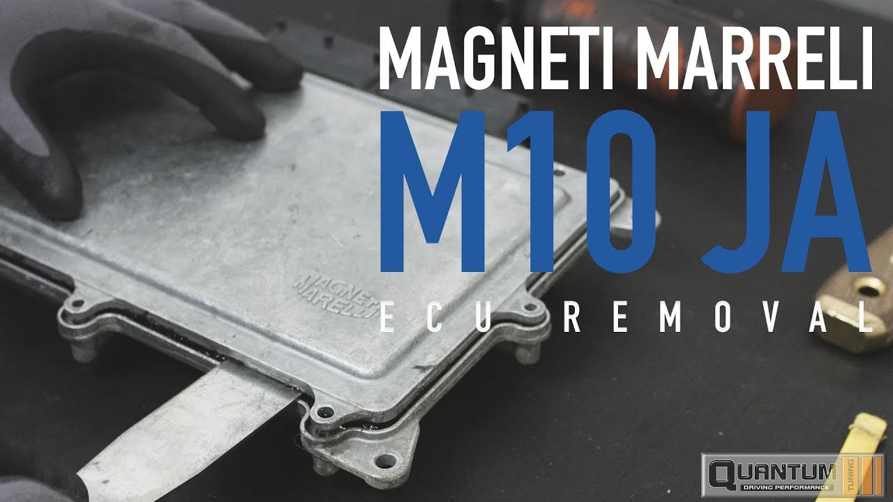 Magneti Marreli M10 JA ECU