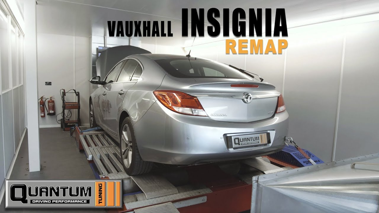 Vauxhall Insignia ECU Remapping & Chip Tuning
