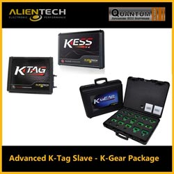 Advanced K-Tag Slave - K-Gear Package