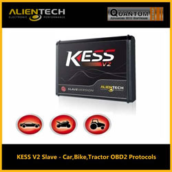 Kess V2 Slave with Car, Van & Tractor protocols